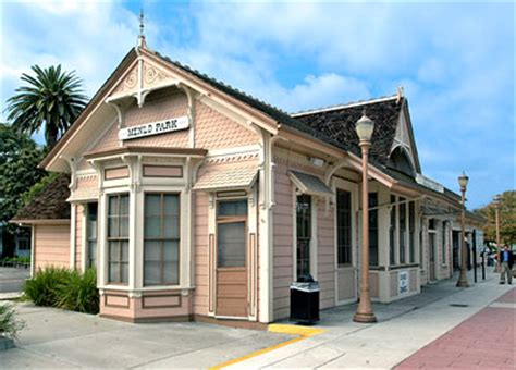 national register 74000556 menlo park railroad station