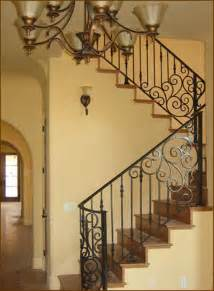 Rod Iron Banister Iron Railings Sacramento