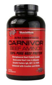 Dijamin Murah Musclemeds Amino Beef Carnivor Eceran amino carnivor 300 tablet musclemeds jual suplemen fitness bpom resmi dengan harga termurah