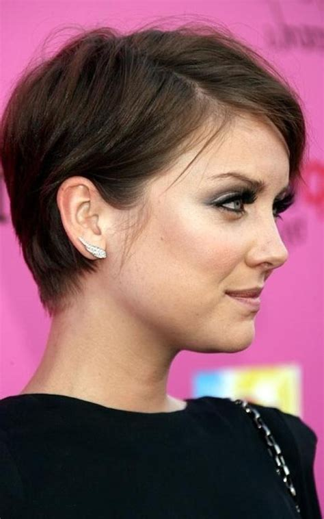 hairstyles cut around ears photo gallery of short hairstyles cut around the ears