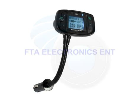 mobile phone bluetooth car kit bluetooth mp3 player fm transmitter mobile phone