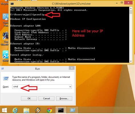 computer ip and learn new things how to check ip address of pc laptop