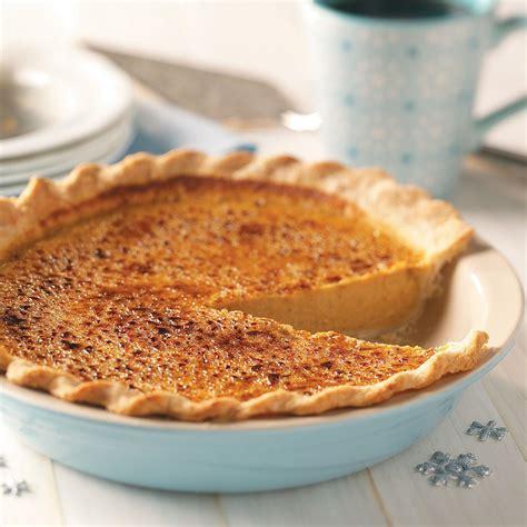 pumpkin pie recipe taste of home