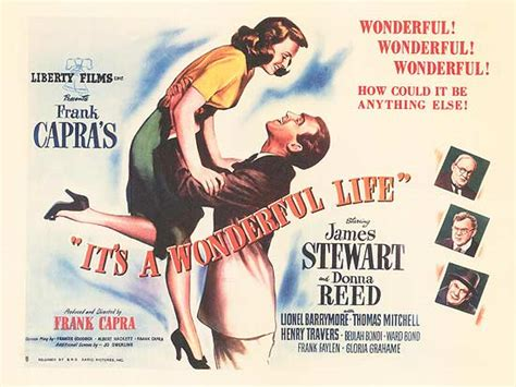 1946 film it s a wonderful life it s a wonderful life movie posters at movie poster