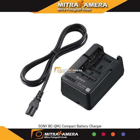 Promo Carger Advance 1 jual beli jual sony bc qm1 compact battery charger promo