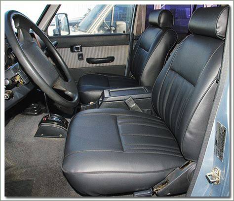Leather Upholstery Kits Page 308 Land Cruiser 60 Amp 62 Series Upholstery Kits And