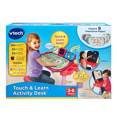 vtech write and learn desk vtech touch learn activity desk purple online exclusive