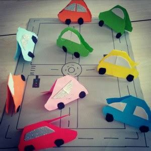 car craft for vehicle craft idea for crafts and worksheets for