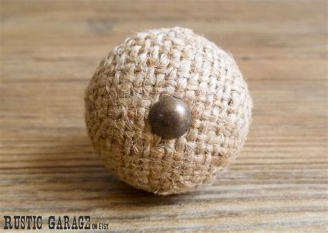 Jute Rope Knobs by 1 5 Burlap And Antique Bronze Jute Rope Knob Nautical