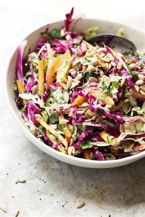 Farm To Ladel Detox Slaw by Detox Summer Slaw With Parsley From