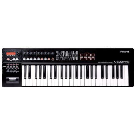 roland a 500 pro midi controller keyboard at gear4music