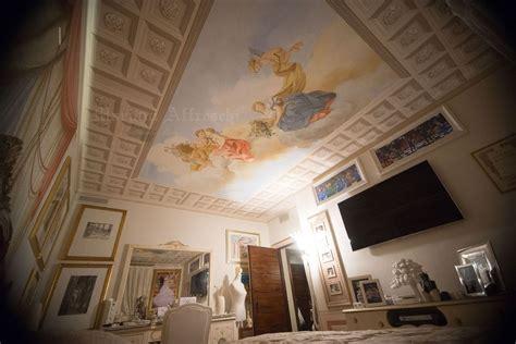 soffitti dipinti beautiful banquette idee entr e con soffitto a cassettoni