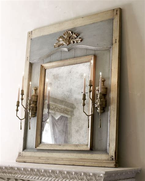 Candle Wall Sconces With Mirror Mirror With Candle Sconces