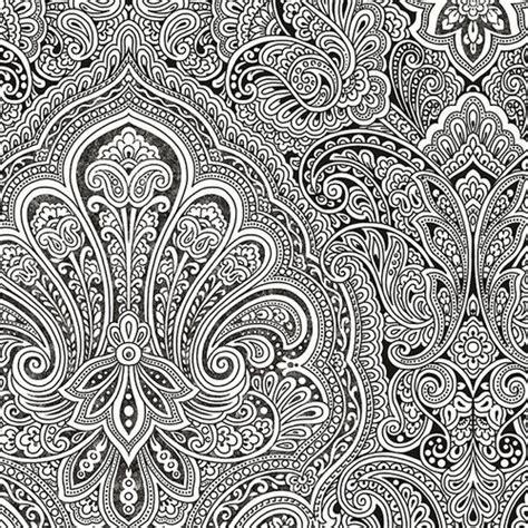 grey wallpaper paisley black and white paisley desktop background www pixshark