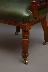 victorian club chair antiques atlas