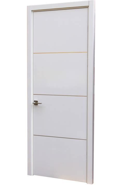 White Interior Door Quot Gloria Quot Glossy White Modern Interior Door