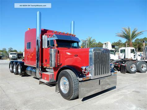 Extended Sleeper Trucks by 2006 Peterbilt 379x Extended