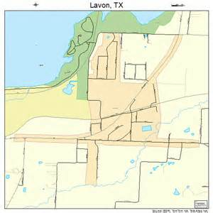 lavon map 4841800