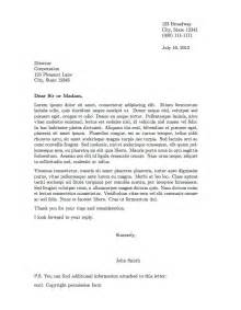 Official Letter Beginning Best 20 Formal Letter Template Ideas On