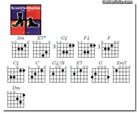 tutorial gitar flashlight akor resimli ve b gitar akorlar bdim chord guitar