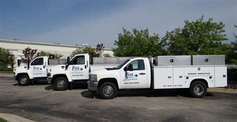Truck Accessory Store Wilmington Nc Fox Towing Truck Service Inc Wilmington Oh 45177