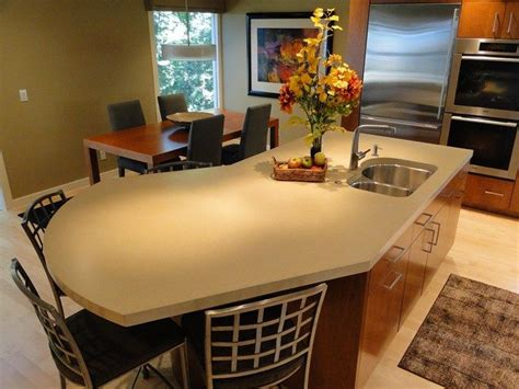 Concrete Countertops Milwaukee by 17 Best Images About Concrete Countertops On