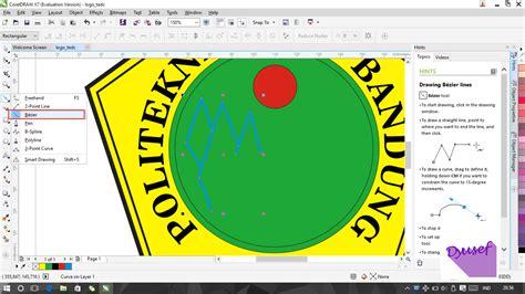 tutorial pisah warna coreldraw tutorial coreldraw x7 menduplikasi logo secara manual