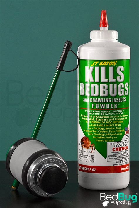 Killing Bed Bugs With Diatomaceous Earth
