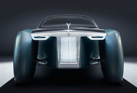 rolls royce concept car rolls royce vision 100 ex103 concept car average joes