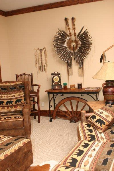 native american indian home decor native american decor lakota cove homes pinterest