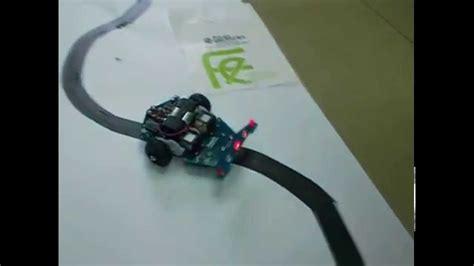 Robot Line Tracer Evolution 2015 line tracing robot