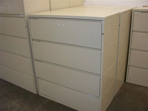 File Cabinets Inspiring Used Four Drawer File Cabinet Used 4 Drawer Lateral File Cabinet