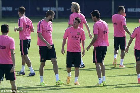 Model Rambut Lionel Messi by Lionel Messi Punya Gaya Rambut Baru Jiplakan Cristiano
