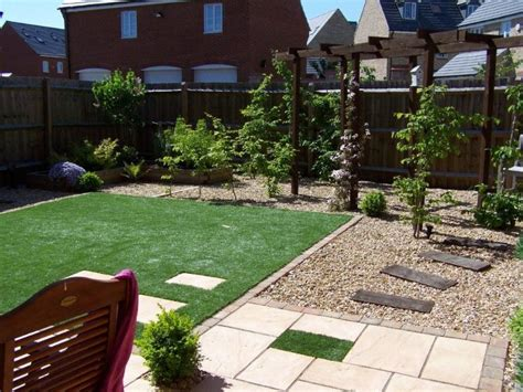 Landscape Garden Designs Ideas Gallery Ground Design Landscape And Paving Wigan