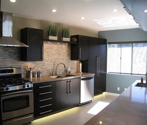 kitchen espresso cabinets espresso kitchen cabinets design ideas