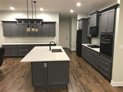 kitchen cabinet rta buy shaker gray rta ready to assemble kitchen cabinets