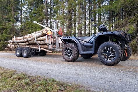 favorite atv logging equipment