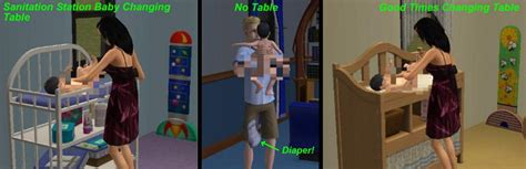 sims 4 babies diaper mod the sims dress toddlers correctly too