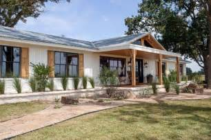 chip and joanna gaines homes fixer upper a family home resurrected in rural texas