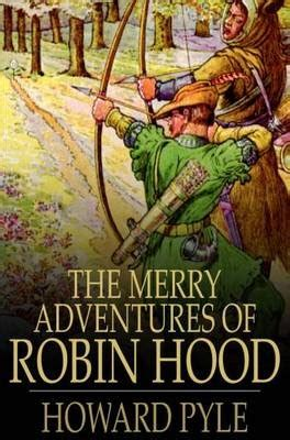 libro the adventures of robin it s all about books book review the merry adventures of robin hood by howard pyle