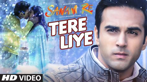 download free mp3 from sanam re tere liye promo hd video song sanam re
