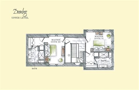 Country Cottage Floor Plans floor plans links cottage at doonbeg timbers collection