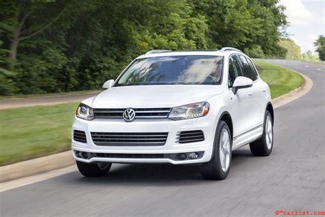 2014 Volkswagen Touareg Tdi by 2014 Volkswagen Touareg Tdi