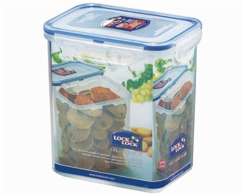 Lock N Lock Hpl 836 Rectangular Food Container 55l Tempat Kamera hpl 812h