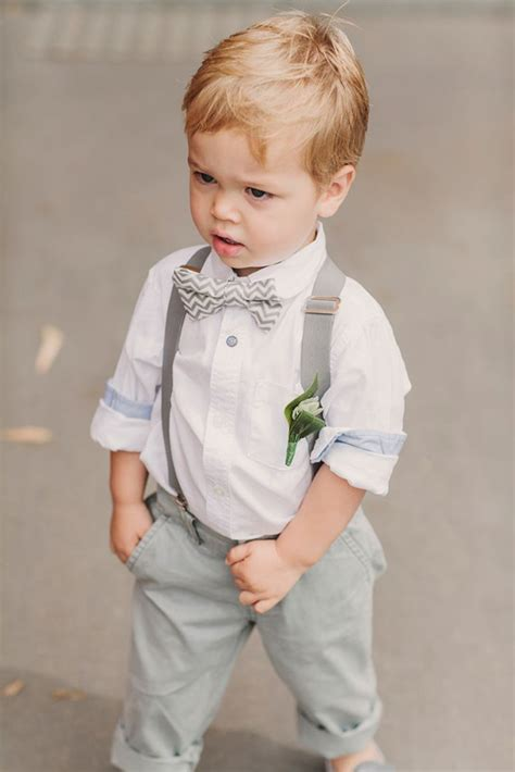 12 unique wedding ideas with ring bearer