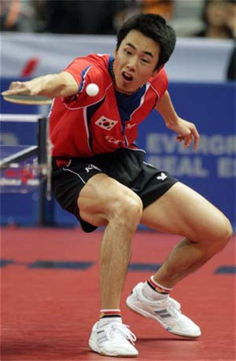 Gamis Crysan tabletennisdaily joo se hyuk turns defence into attack