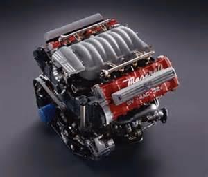 Maserati Engines Maserati Engine