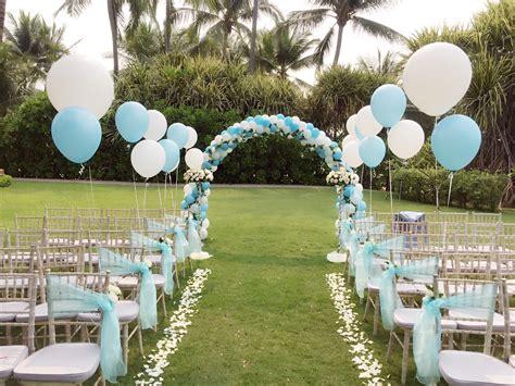 Wedding Arch Balloons by Wedding Balloon Decorations Balloon Singapore
