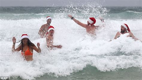 how australians celebrate christmas it s time celebrations kick around the world as clocks strike midnight daily