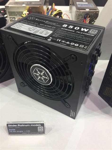 Casing Silverstone Rvz03 silverstone at computex 2017 new cases psus and more